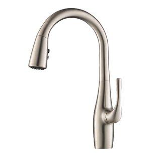 Kraus Esina Pull Down Single Handle Kitchen Faucet