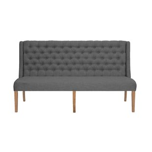 Gracie Oaks Seybert Dining Upholstered Bench