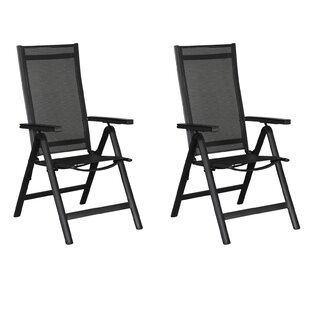 Matteson Folding Garden Chair (Set Of 2) By Sol 72 Outdoor