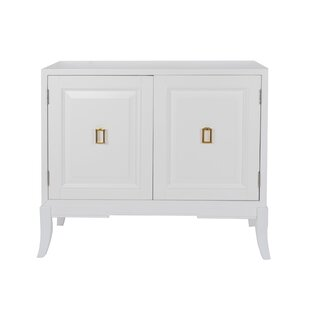 Mettler 2 Door Accent Cabinet by House of Hampton