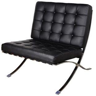 Kareem Lounge Chair by Wade Logan