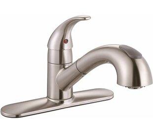 Premier Faucet Sanibel Single Handle Pull Down Standard Kitchen Faucet