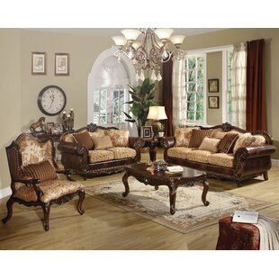 Best Choices Beardsley 3 Piece Living Room Set by Astoria Grand Reviews (2019) & Buyer's Guide