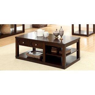 Virotte Coffee Table by Hokku Designs Cheap