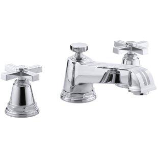 Kohler Pinstripe Deck-Mount Bath Faucet T..
