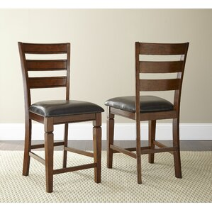 Acres Dining Chair (Set of 2) by Alcott Hill
