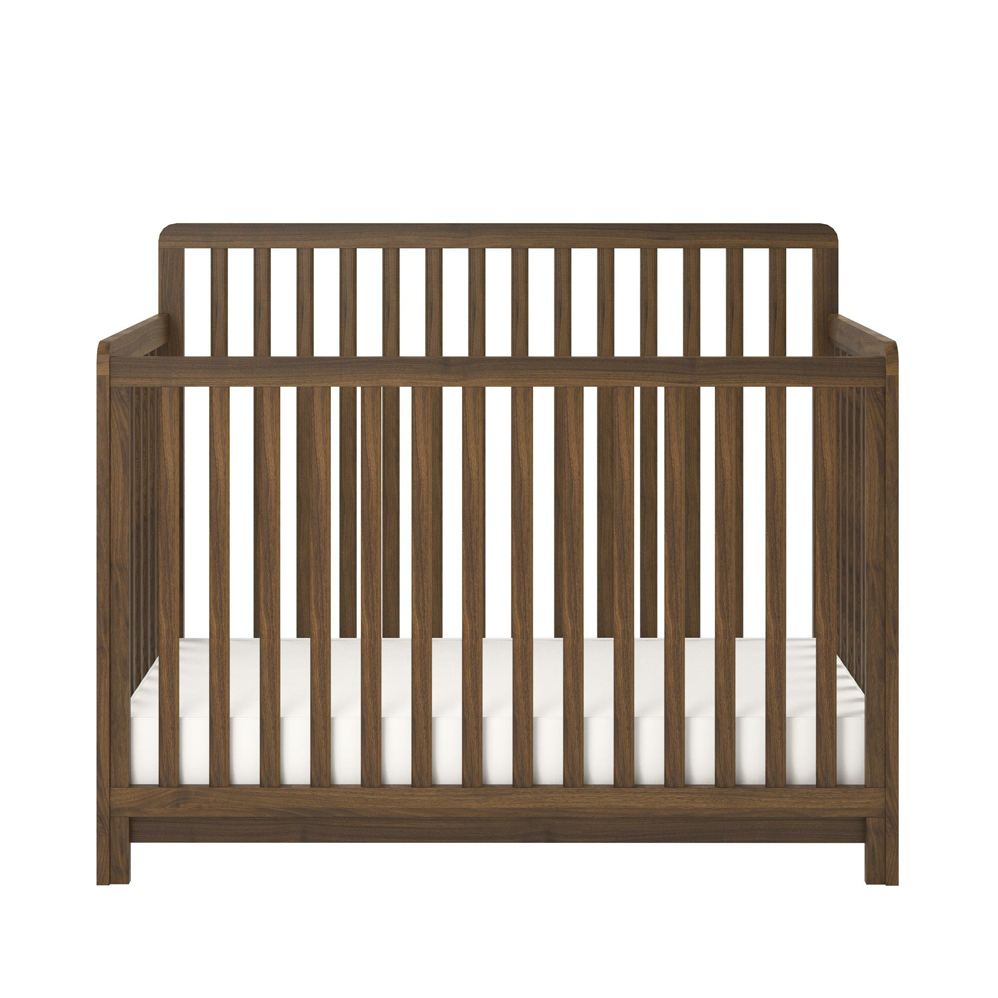 Sierra Ridge Cara 2 In 1 Convertible Crib