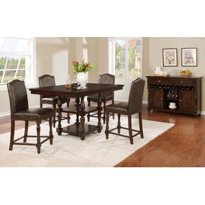 5 Piece Dining Set by Ultimate Accents