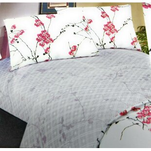 Julienne 200 Thread Count Cotton Flat Set