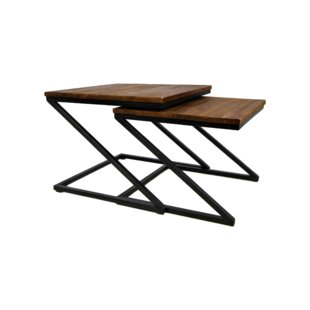 Guillory 2 Piece Coffee Table Set By Williston Forge