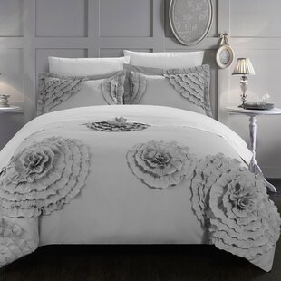 Birdy 3 Piece Duvet Cover Set