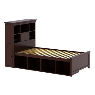 Compare prices Cowan Twin Panel Bed with Storage by Harriet Bee Reviews (2019) & Buyer's Guide