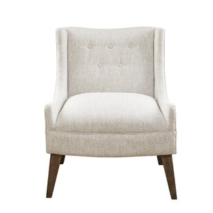 Zimmerman Accent Armchair by George Oliver