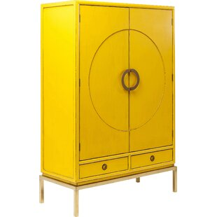 Disk 2 Door Wardrobe By KARE Design
