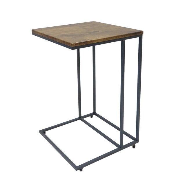Dark Wood Side Tables Wayfair Co Uk