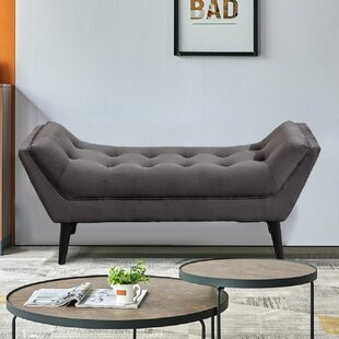 Abou Upholstered Bench by Corrigan Studio