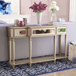 Irina Exeter Console Table by House of Hampton