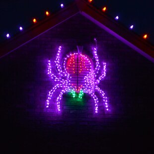 Red Halloween Lights You'll in 2019 | Wayfair on