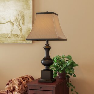 Alcott Hill Parkman 27.5'' Table Lamp