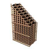 Designer Series 270 Bottle Floor Wine Rack by Wine Cellar Innovations