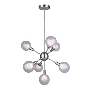 Poitras 7-Light Sputnik Chandelier