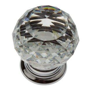Crystal Knob (Set of 10)