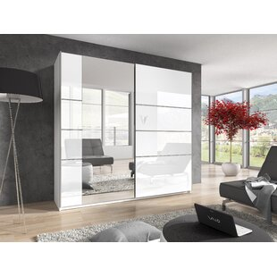 Denver 2 Door Sliding Wardrobe By Metro Lane
