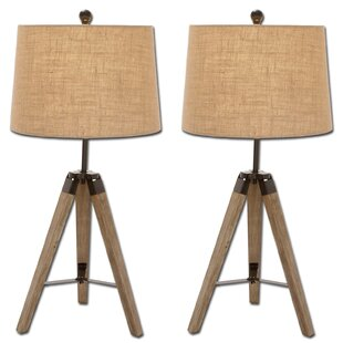 Weathered 31 Table Lamp Set (Set of 2)