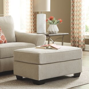 Red Barrel Studio Booker Nuvella Ottoman