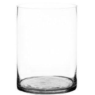 Wide Glass Cylinder Vases Wayfair