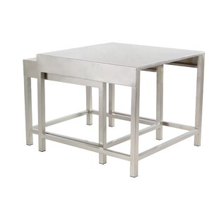 Kropf Contemporary 2 Piece Coffee Table Set