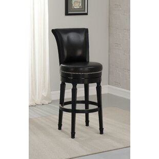 Chelsea 26 Swivel Bar Stool by American Heritage
