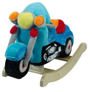 Lil' Biker Motorcycle Rocker ByRockabye