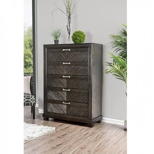 Bishop 5 Drawer Chest by Mercer41