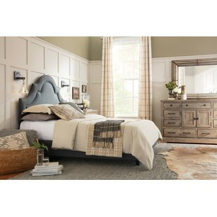 Willa Arlo Interiors Alas Panel Bed
