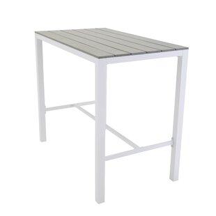 Akia Aluminium Bar Table Image