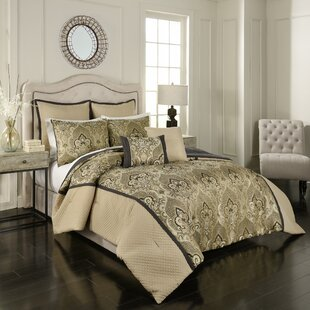 Sorrento 7 Piece Reversible Comforter Set