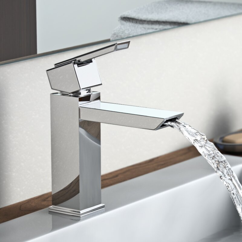 Artika Oblique Lavatory Faucet | Wayfair