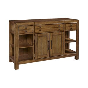 Bethany Square Sideboard by Broyhill?