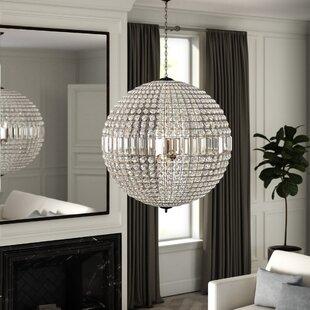 Nazareth 8-Light Crystal Chandelier by Gr..