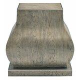 Montego Pedestal End Table by Bernhardt