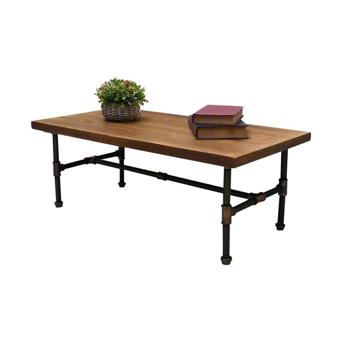 Remarkable Griffith Industrial Coffee Table Ocoug Best Dining Table And Chair Ideas Images Ocougorg