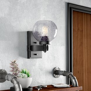 Fulton 1-Light Wall Sconce by Trent Austin Design