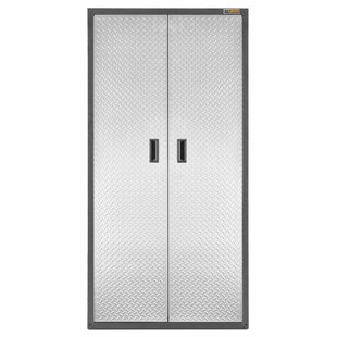 Ready-to-Assemble Jumbo Gearbox 72'' H x 36'' W x 24'' D Storage Cabinet by Gladiator
