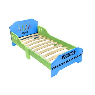 Zoomie Convertible Toddler Bed By Zoomie Kids