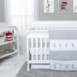 The Cat in the Hat Comes Back 4 Piece Bedding Set