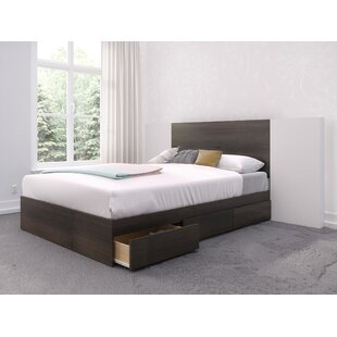 Welch Storage Platform Bed