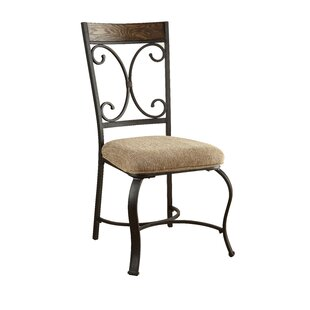 Inexpensive Nagle Upholstered Dining Chair (Set of 2) by Red Barrel Studio Reviews (2019) & Buyer's Guide