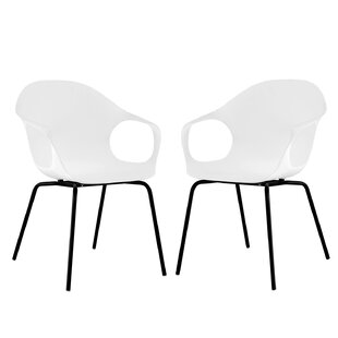 Swerve Arm Chair (Set of 2) by Modway