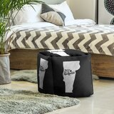 Montpelier Vermont Cube Ottoman by East Urban Home